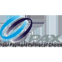 Payment Lock Partner Pax Logo
